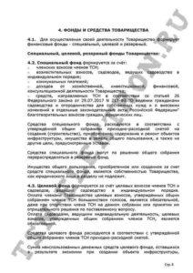 Устав ТСН Электрон стр.8