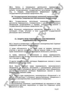 Устав ТСН Электрон стр.43